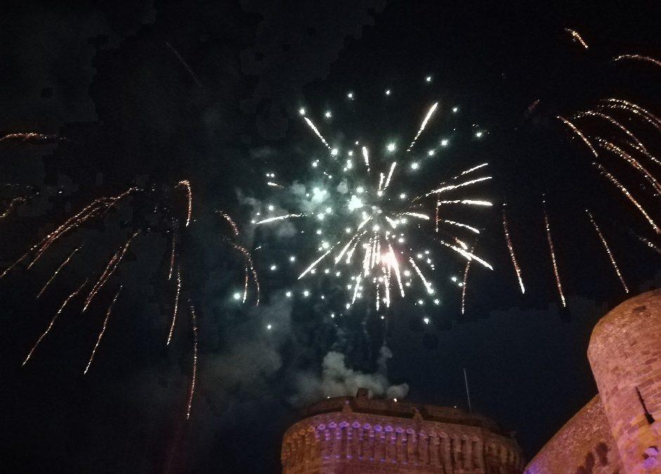 FestivitésUn spectacle pyrotechnique pour les Dinannais #3