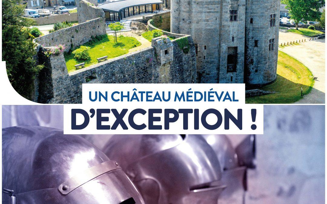 NouveautéSamedi 19 juin : le Château de Dinan ouvre ses portes #14